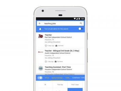 Google expands job search tool to India, commits $5 million to 'finding new solutions' for the job market