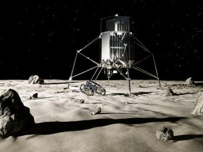 Japanese startup set to go hunting for ice. on the Moon