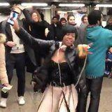 """You Can't NOT Smile at These NYC Commuters Getting Down to Cardi B's """"Bodak Yellow"""""""