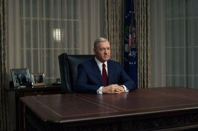 'House of Cards' gets a new, dark teaser on Donald Trump's Inauguration Day