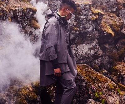 DYNE Embrace Nature For SS19 Loookbook