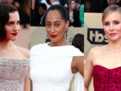 See All The Looks From The 2018 SAG Awards Red Carpet