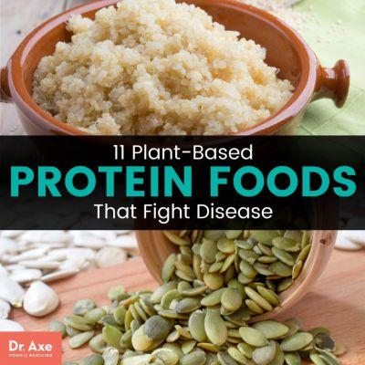 11 Best Plant-Based Protein Foods that Fight Disease & Boost Weight Loss