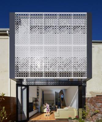 Cecil St House / Chan Architecture