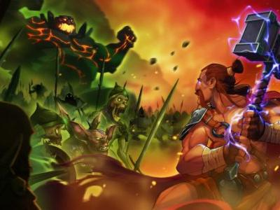 Pagan Online is Wargaming's first foray into Diablo's turf
