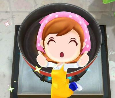 Details and screens surface for Cooking Mama: Cookstar on PS4 and Nintendo Switch