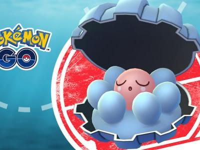 Pokemon Go Clamperl evolution: how to evolve into Huntail and Gorebyss
