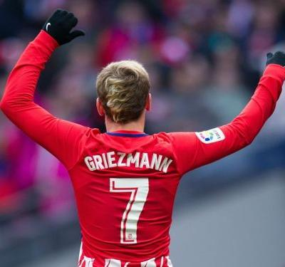 Atletico Madrid 1 Girona 1: Griezmann substitution costs Simeone