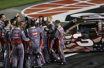 Austin Dillon puts NASCAR's iconic No. 3 back in Victory Lane in 600