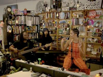 Jorja Smith's Tiny Desk Concert Is Effortlessly Smooth