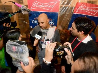 New Red Sox manager Alex Cora sees challenge of job as no challenge at all