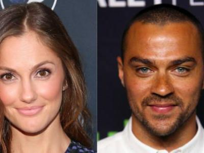 Minka Kelly Kindly Tells Everyone To 'F**k Off' About Jesse Williams Cheating Rumors