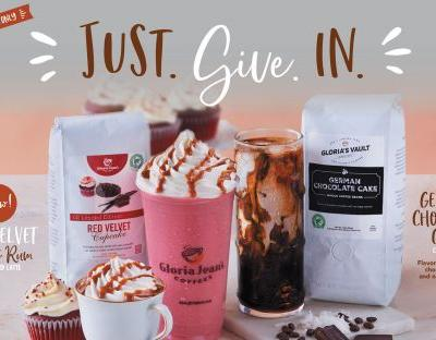 New Year, New Flavors at Gloria Jean's Coffees