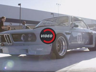 This Modified BMW E9 CS Will Blow Your Mind