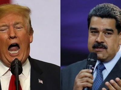 Trump reportedly came up with a plan to invade Venezuela and depose its leader by force