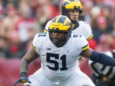 Michigan football hoping Cesar Ruiz is first answer to complex OL puzzle