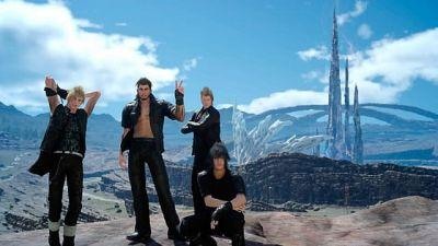 Final Fantasy XV Could be Coming to Switch