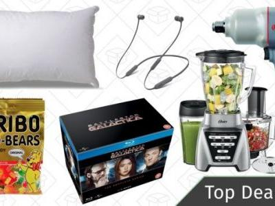 Tuesday's Top Deals: Bears, Beats, Battlestar Galactica