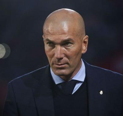 Zidane refutes Real Madrid's favourites tag in Champions League final