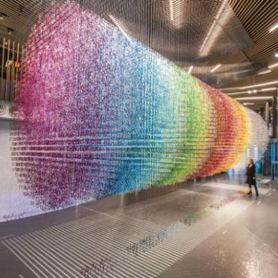 Slices of Time / Emmanuelle Moureaux Architecture + Design