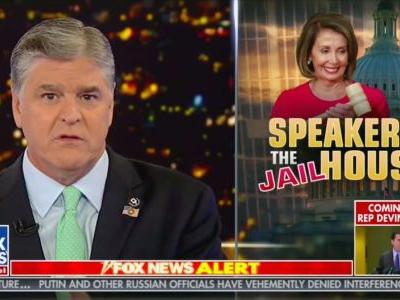 Hannity Fires Back at 'Abusively Biased Media Mob' and 'Dumb Left Wing Hack' David Corn For Calling Him Out