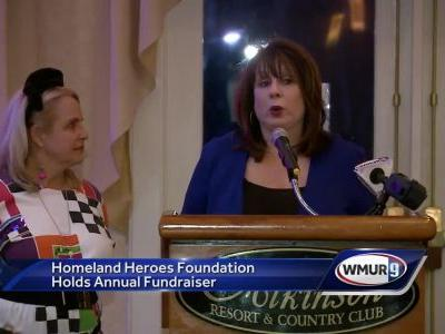 Homeland Heroes Foundation holds fundraiser