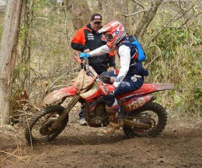 THAD DUVALL EARNS FIRST WIN OF 2018 AT FMF STEELE CREEK GNCC