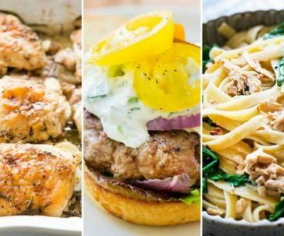 Meal Plan for March Week 4