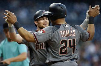 Diamondbacks OF Yasmany Tomas accused of reckless driving