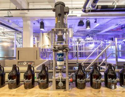 Labatt Opens Its First Brew House in NYC
