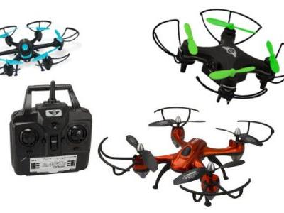 Daily Deals: Sky Rider Drone for $12.74, Logitech 7.1 Headset $75 Off