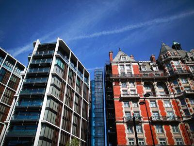 House prices in London are growing at their slowest rate in 5 years