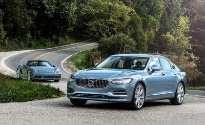 Fours To Be Reckoned With: The Volvo S90 and Porsche 718 Sports Cars Provide Insight Into the Downsized Future