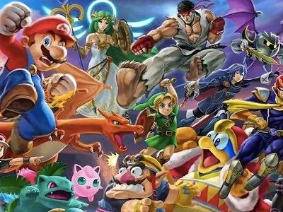 Nintendo Is Using Super Smash Bros. Ultimate To Celebrate The Holidays In A Fun Way