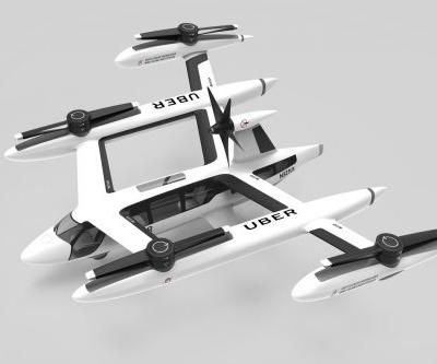 Uber expands partnership with NASA on flying taxi project
