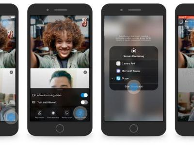 Skype Testing Feature on iOS and Android That Lets You Share Your Screen With a Friend