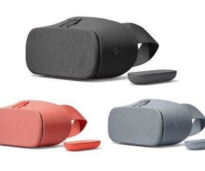 Google's next Daydream VR headsets will reportedly come in three colors