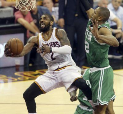 Cavaliers 112, Celtics 99: Kyrie Irving, LeBron James combine to score 76 points in Game 4 as Cavs take a 3-1 in lead Eastern Conference finals