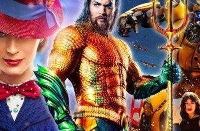 Can Aquaman Swim Past Mary Poppins & Bumblebee at the Box