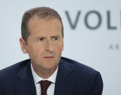 Volkswagen's CEO is out following diesel scandal