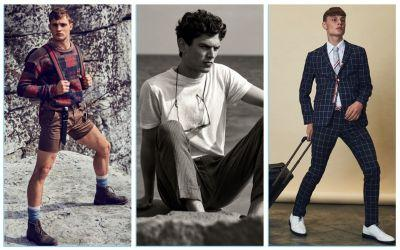 Week in Review: Julian Schneyder for GQ Russia, Mango, Forward's Resort Style + More