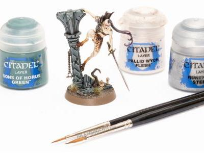 Tutorial: How to paint Vyrkos Bloodborne from Warhammer Quest Cursed City