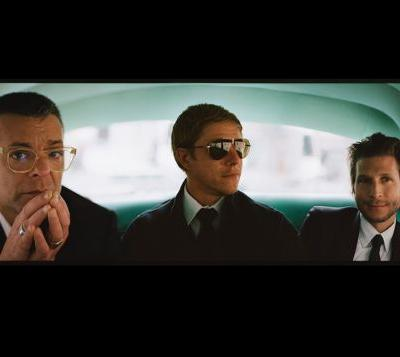 """Interpol Return with """"The Rover,"""" Announce New Album"""
