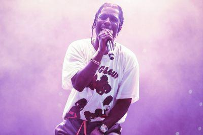 A$AP Rocky Reveals New AWGE Site & Merch Before 'Cozy Tapes Vol. 2' Release