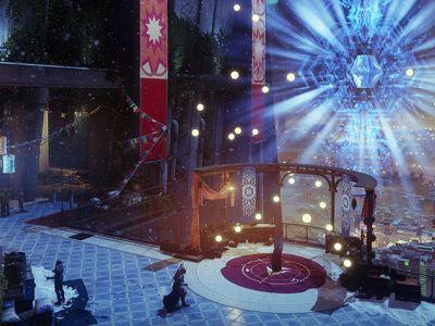Destiny 2: The Dawning kicks off next week on December 19