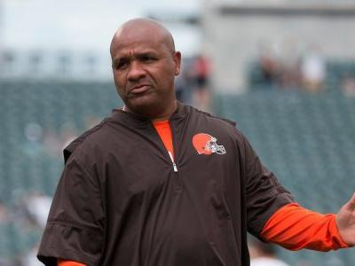 Browns head coach said he punished a rookie player for not informing the team of marijuana citation by making him play an entire game