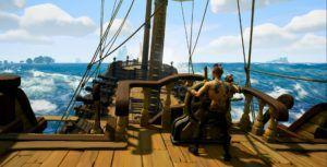 Rare reveals roadmap for future Sea of Thieves content, first update releases next month