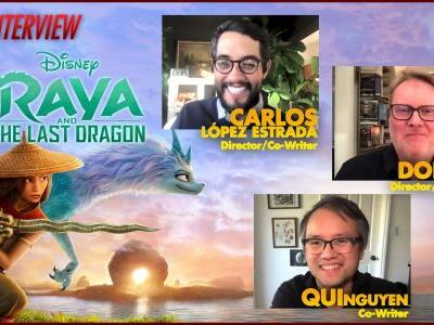 CS Video: Raya and the Last Dragon Filmmakers on Disney's New Animated Adventure