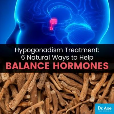 Hypogonadism Causes + 6 Ways to Help Balance Hormone Levels