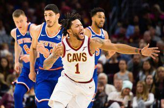Cavaliers could be without Derrick Rose for 2 more weeks